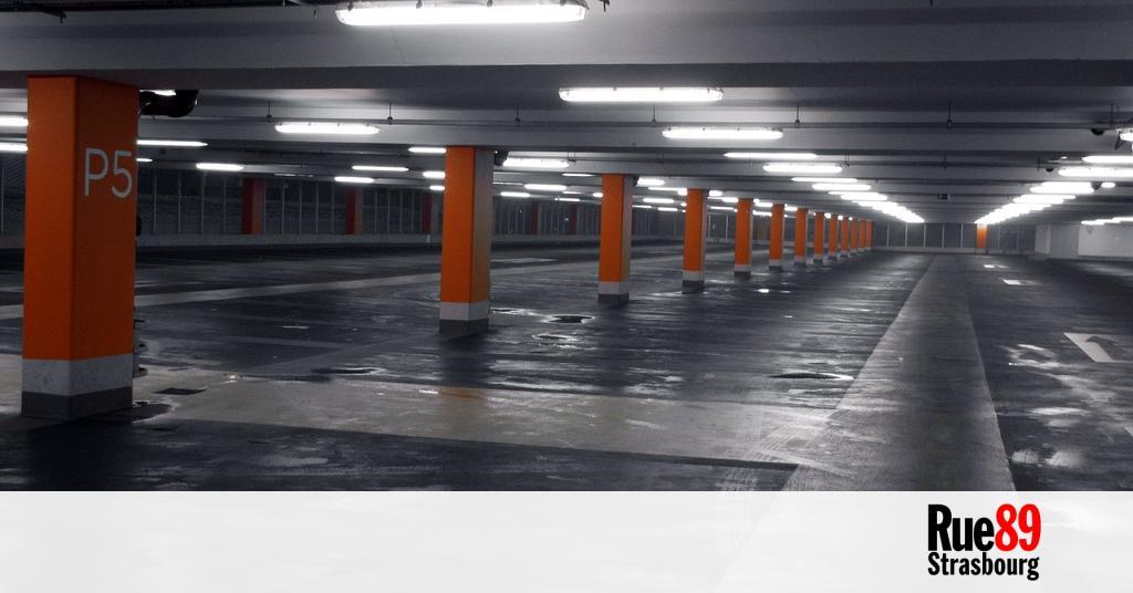 une nouvelle application pour trouver sa place de parking strasbourg rue89 strasbourg. Black Bedroom Furniture Sets. Home Design Ideas
