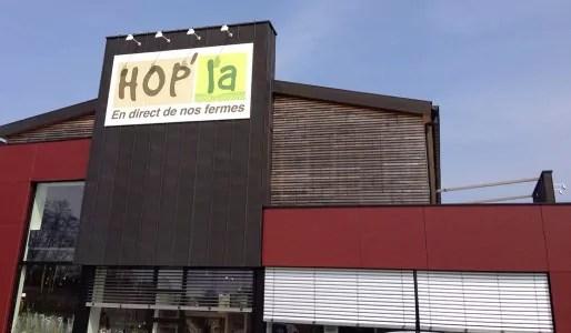 La coopérative Hop'La (Photo KR / Rue89 Strasbourg)