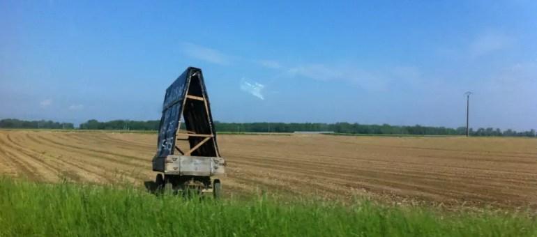 A Fegersheim, Strasbourg sacrifiera 50ha de terres agricoles