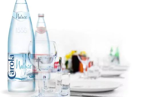 Spadel achète Carola à Nestlé