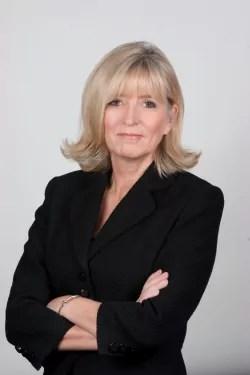 Emily O'Reilly est la première femme élue au poste de Médiateur européen. Le poste existe depuis 1992.