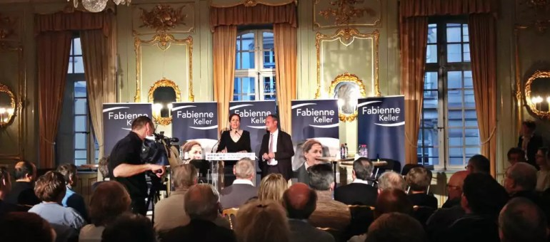 Programmes : Fabienne Keller et François Loos coincés par les projets PS