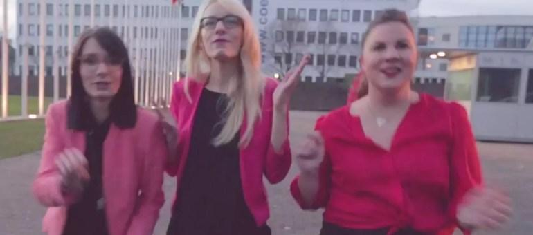 La vidéo Happy Strasbourg est en ligne