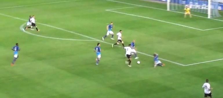 [Vidéo] Le Racing s'impose dans les dernières minutes 3 à 2 contre Bourg-Péronnas