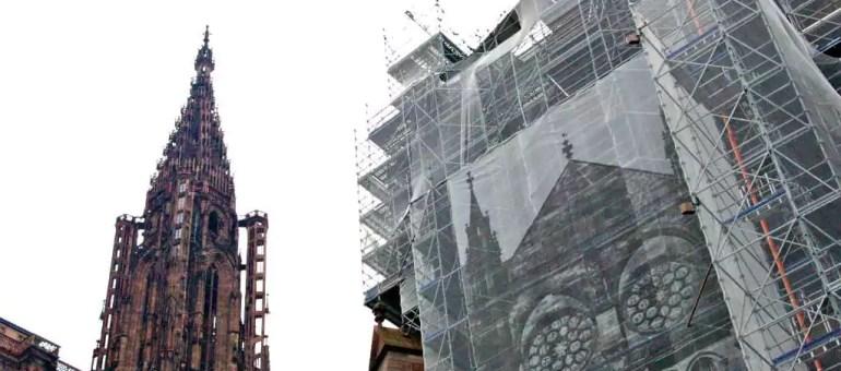 La cathédrale, ce chantier éternel