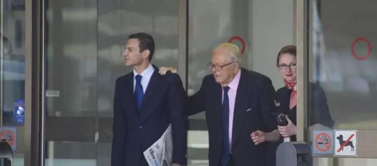 Les Le Pen, privilégiés à l'aéroport de Strasbourg