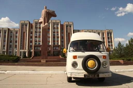 La Transnistrie espère rejoindre le giron russe depuis 20 ans.