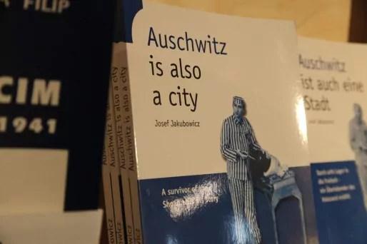 Auschwitz est aussi une ville...