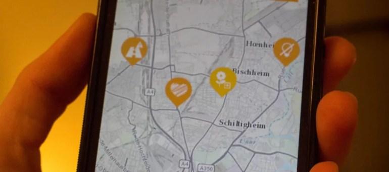 L'application «Tell My City», c'est fini à Schiltigheim