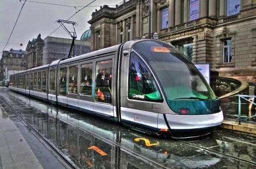Pas de tram cet été sur 10 stations au sud de Strasbourg
