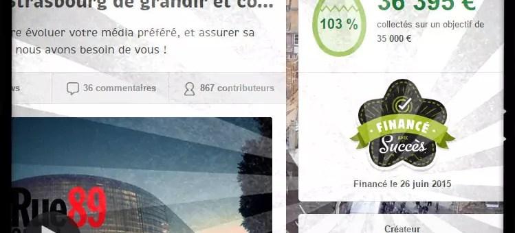 Rue89 Strasbourg reçoit 36 395€ de ses lecteurs