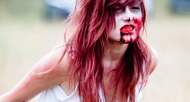 «Être un zombie, c'est mon truc»