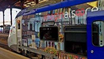Carte Reflexe Alsace Sncf.Nouveaux Tarifs Primo Et Presto Des Trains Regionaux Ce