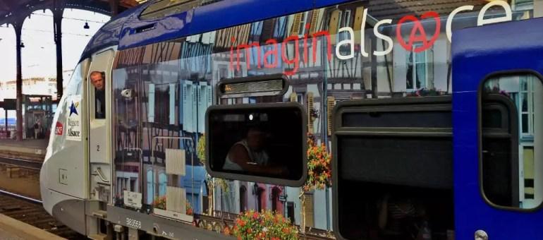 À l'automne 2016, les abonnés CTS pourront circuler entre les gares de l'Eurométropole