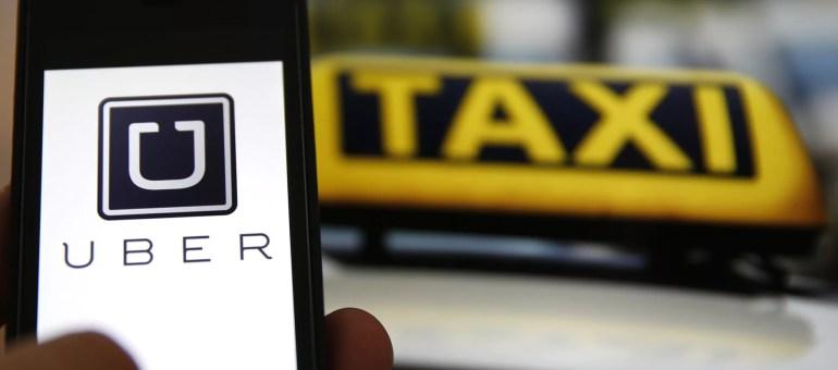 Les taxis menacent de bloquer des établissements partenaires d'Uber