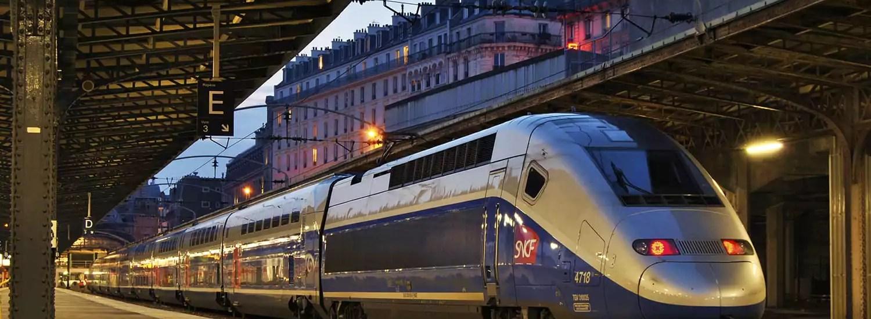 3 euros de plus pour rejoindre Paris en TGV en 30 minutes de moins
