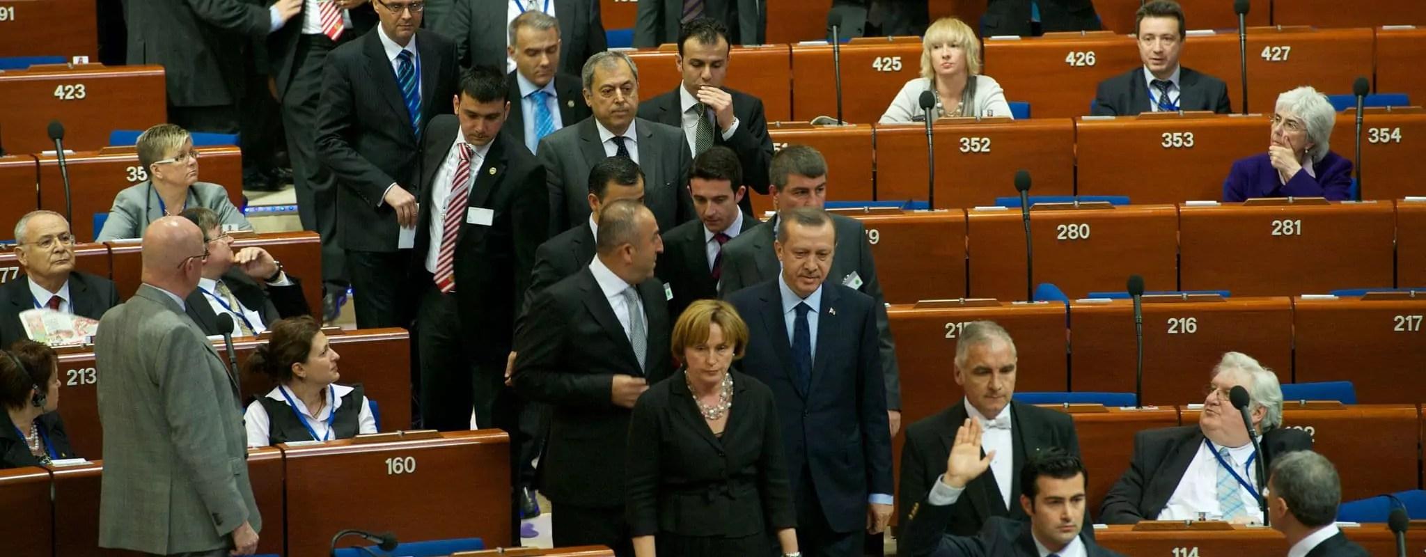 Comment Strasbourg est devenue la base avancée des conservateurs turcs
