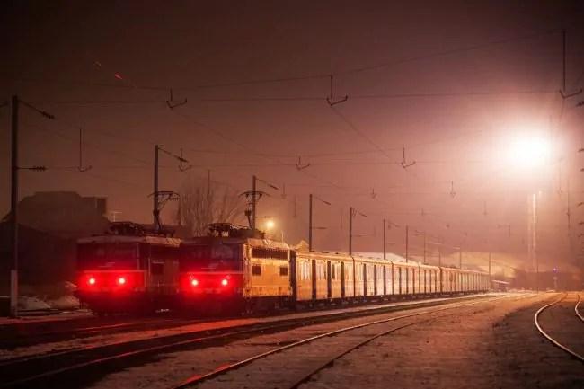 Trains de banlieue à Crépy-en-Valois (Photo Rino54 / FlickR / cc)