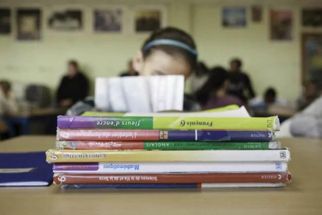 Le coût des fournitures scolaires est de plus en pus élevé (Photo Jean Perrin/FlickR/cc)