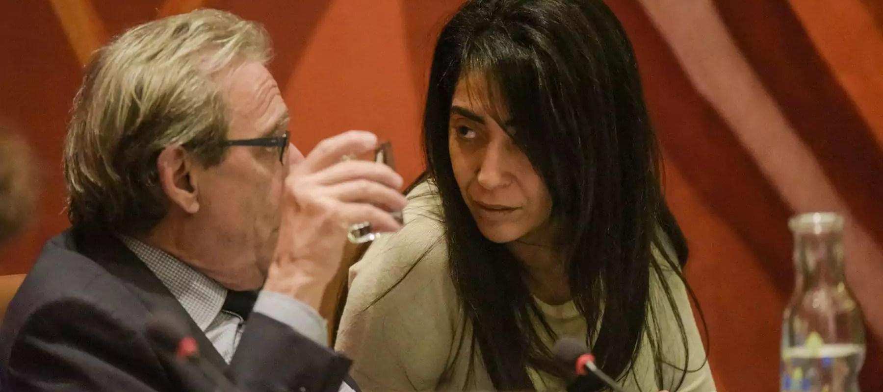 Foire européenne : Nawel Rafik-Elmrini répond aux critiques