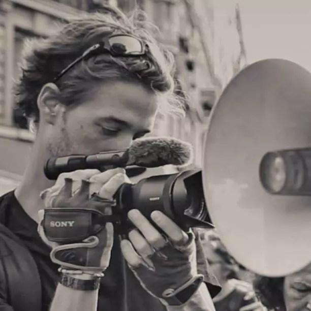 Le journaliste Gaspard Glanz interdit de travailler à Calais