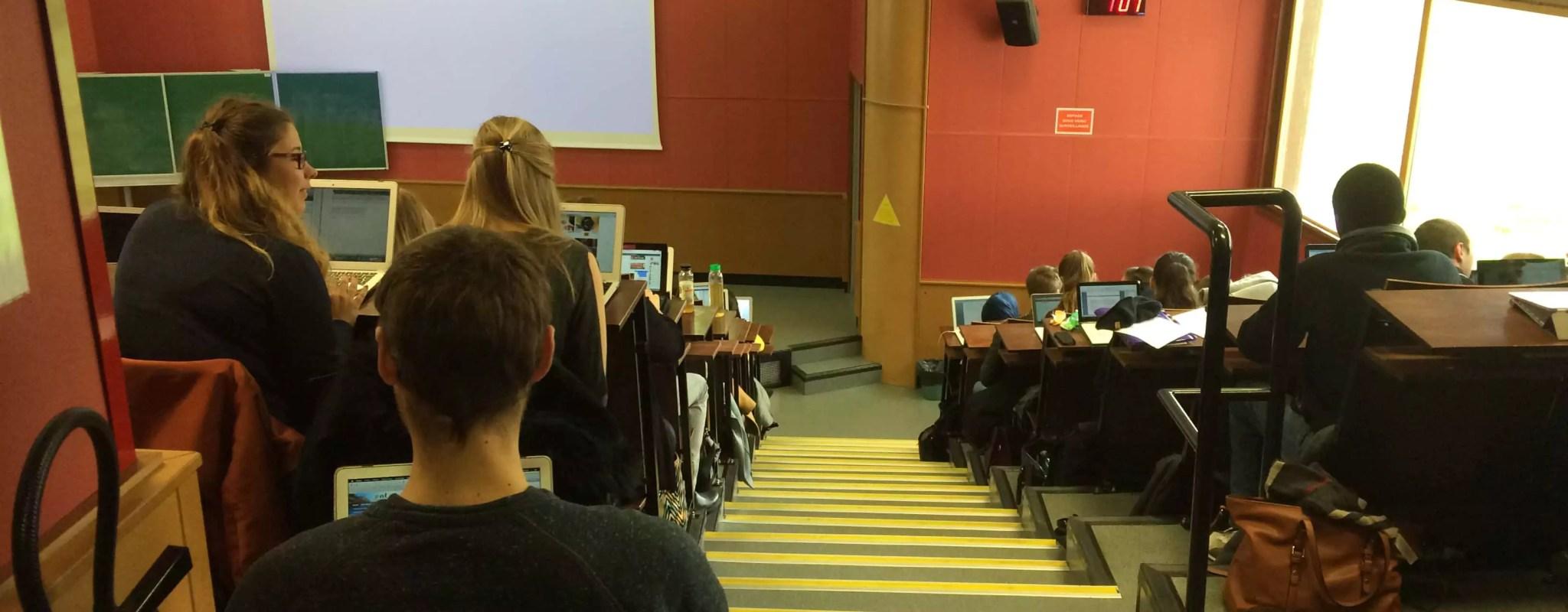 Tribune: «Parcoursup, c'est l'idéologie des premiers de cordée appliquée aux étudiants»