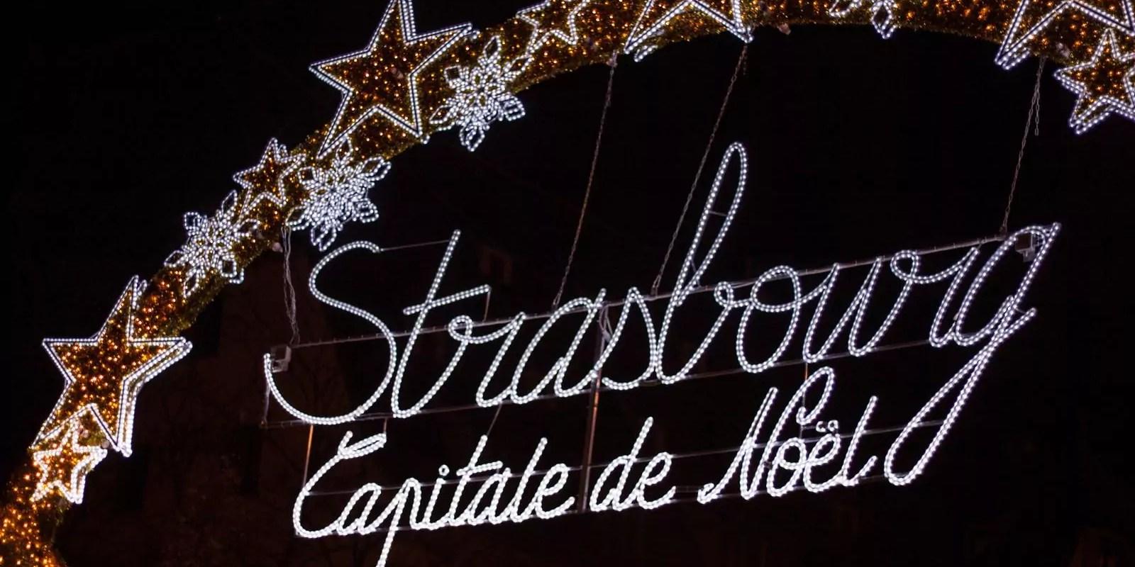 En direct : les mesures de sécurité du Marché de Noël de Strasbourg