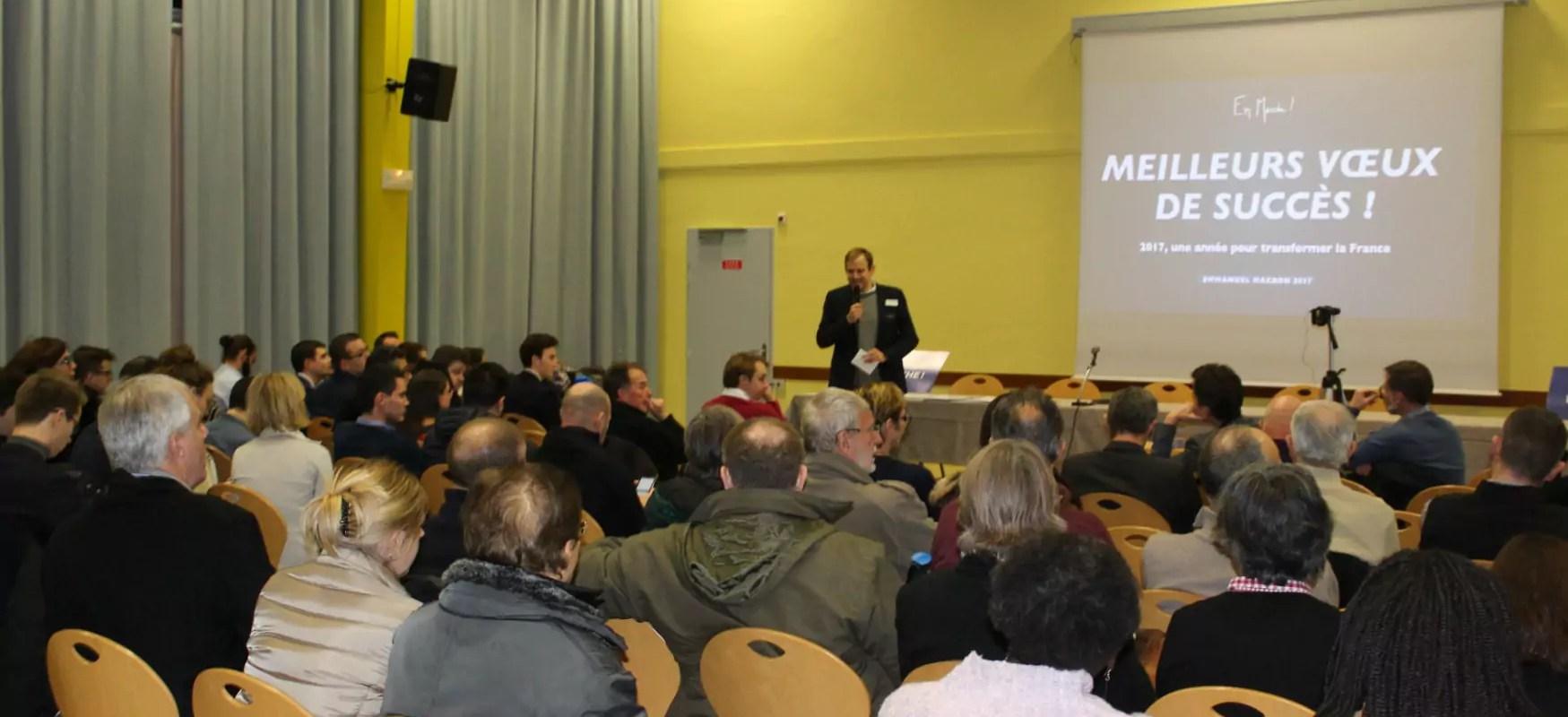 Malaise autour d'une photo d'élus lors d'une soirée d'En Marche à Strasbourg