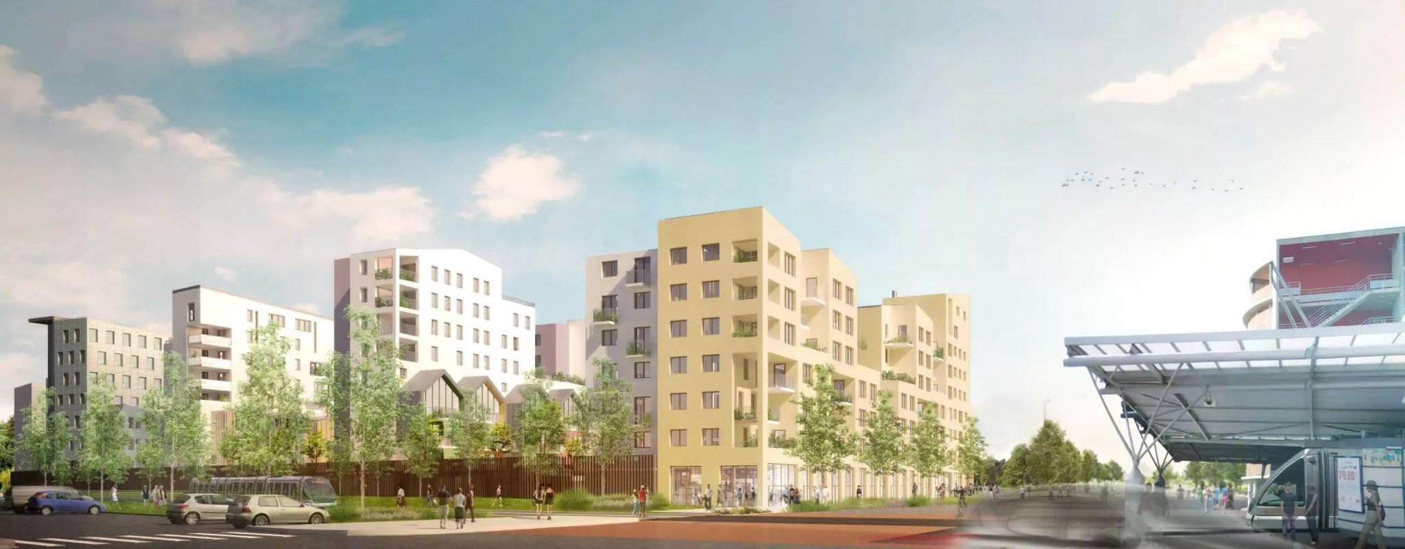 À Rotonde, un projet immobilier va bouleverser le quartier de Cronenbourg