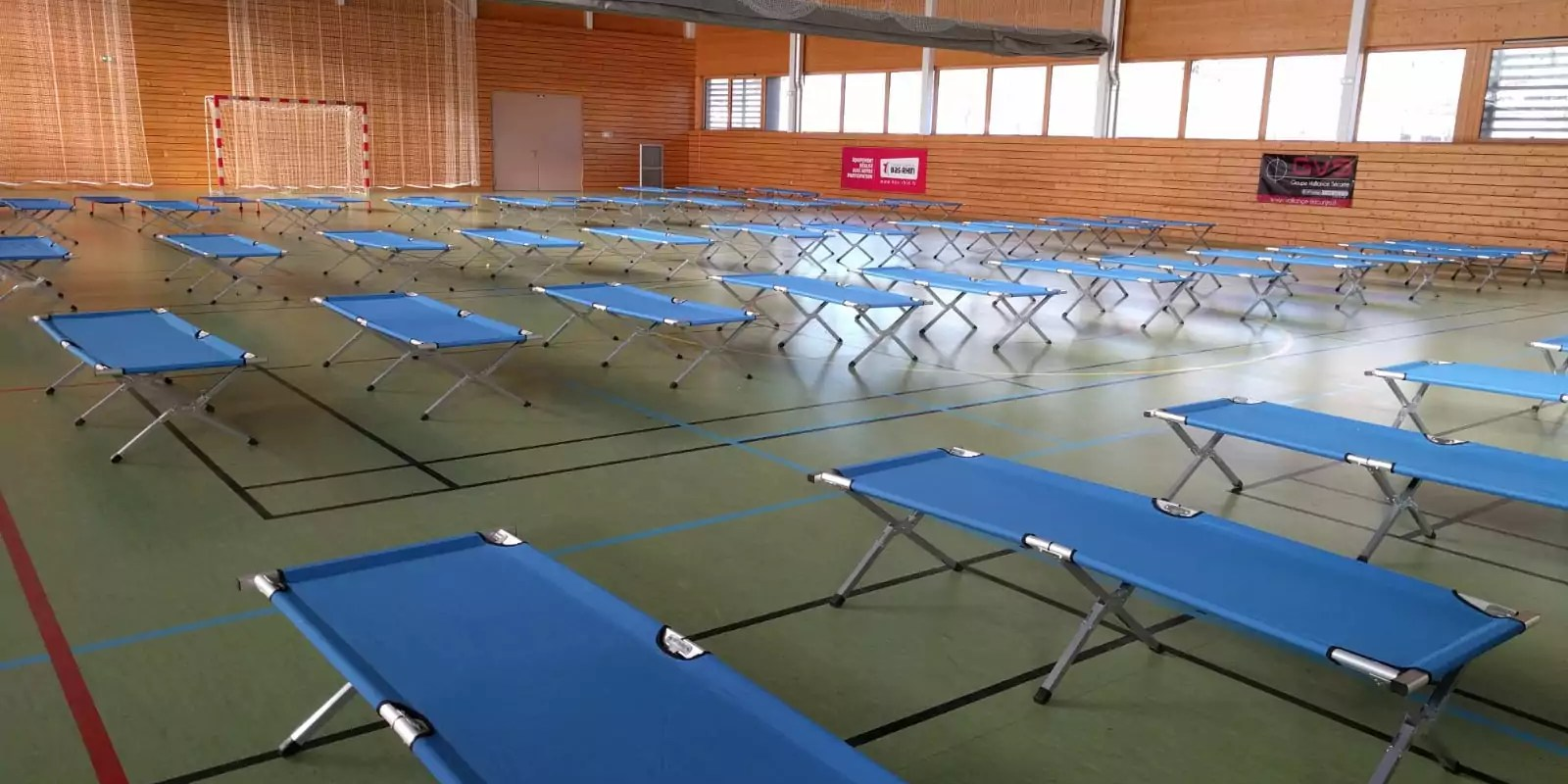 Le plan d'hébergement «grand froid» activé dans le Bas-Rhin