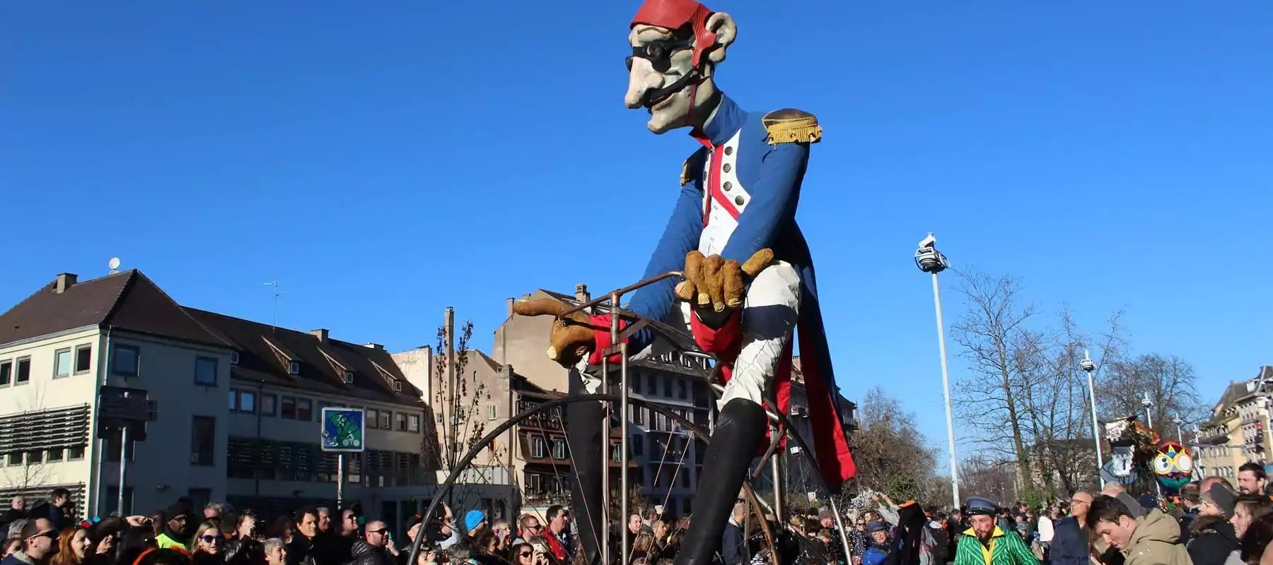 Enfants et parents pourront participer au défilé du Carnaval