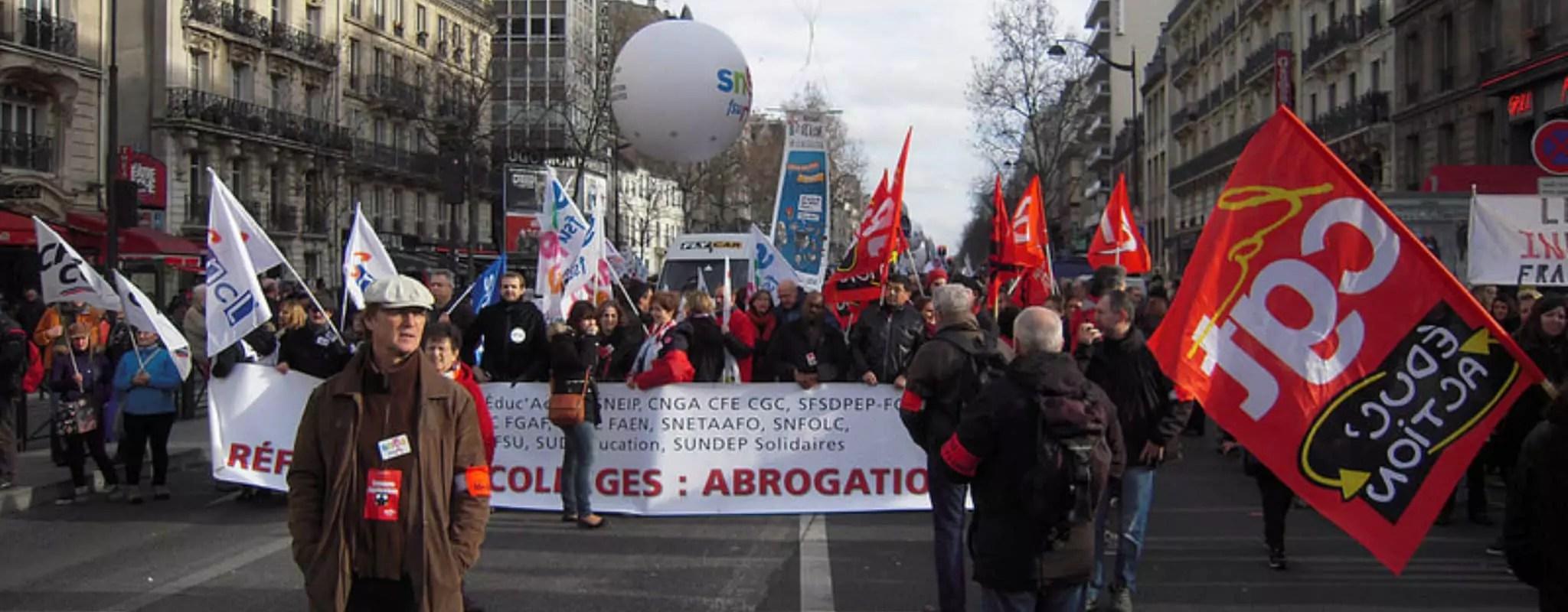 Grève dans la fonction publique les 7 et 8 mars : perturbations dans les écoles