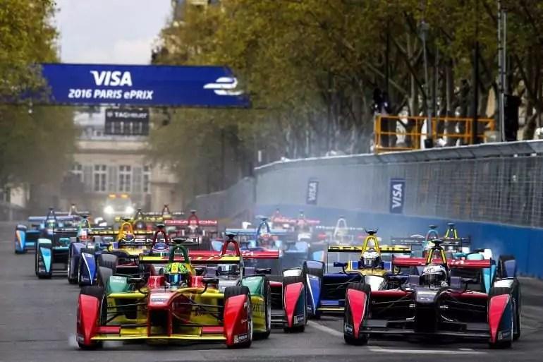 Vers un Grand Prix de Formule E à Strasbourg en 2018