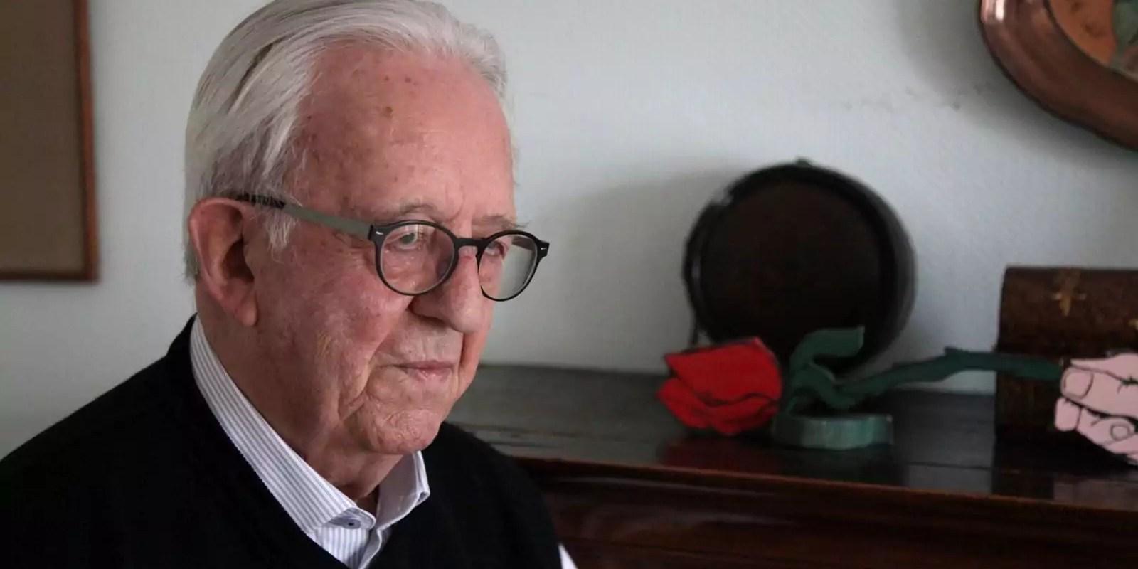 François, résistant-déporté, à gauche depuis la guerre, ne votera pas socialiste