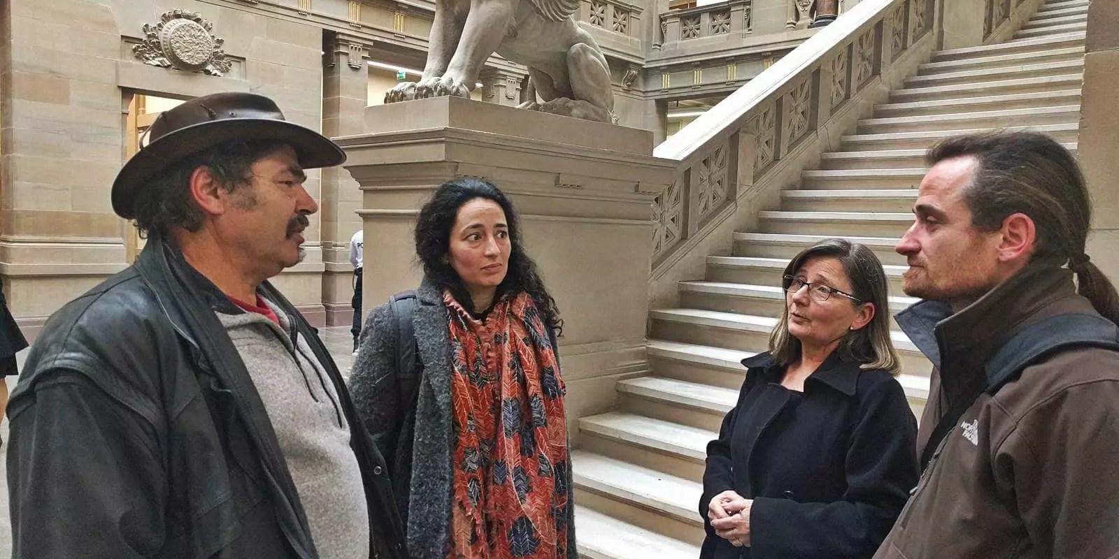 Maire de Niederhausbergen, Jean-Luc Herzog demande 5000€ à la brasserie Mercière