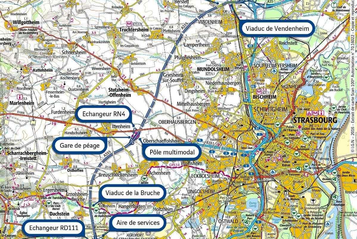 Compensations écologiques du GCO : Alsace Nature échoue à faire suspendre des travaux