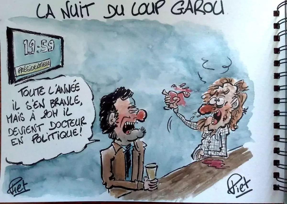 Prsidentielle Emmanuel Macron En Tte Avec 239 Des