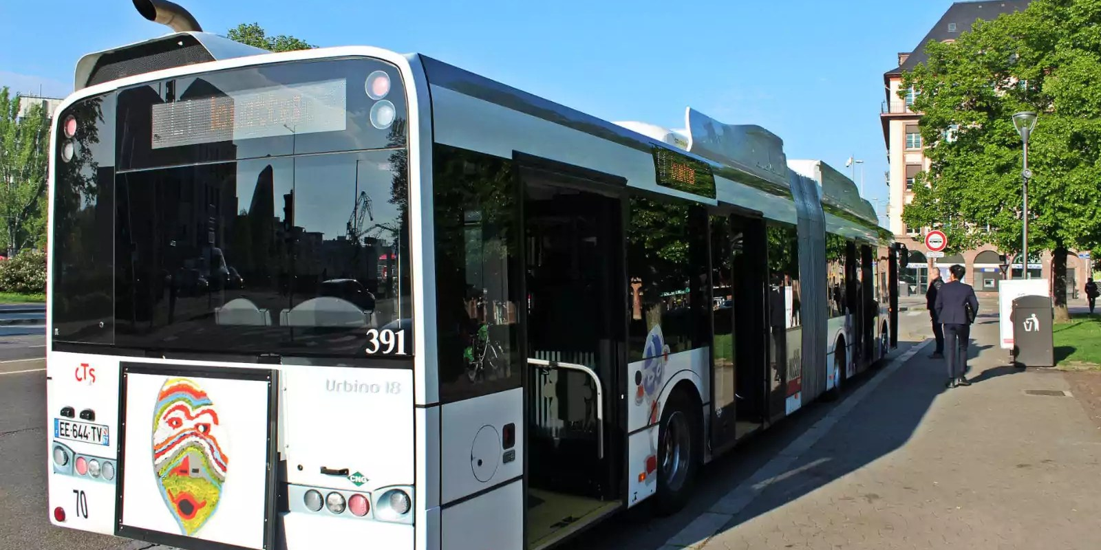 Transformation de la ligne 15 de bus en «L1», plus efficace, le 29 avril