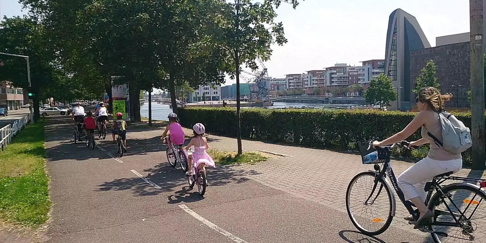 Les amendes minorées pour les cyclistes c'est fini!