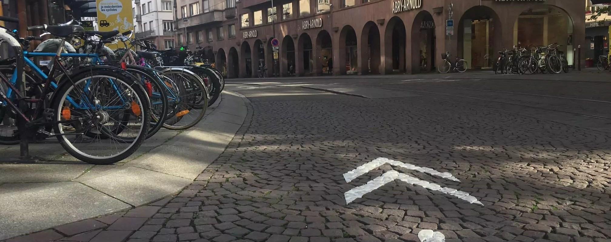 Une première «vélorue» pour faire oublier les dernières mesures anti-vélo