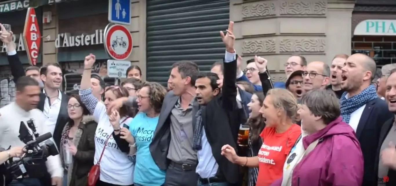 Après l'élection d'Emmanuel Macron, les élus se projettent dans les législatives