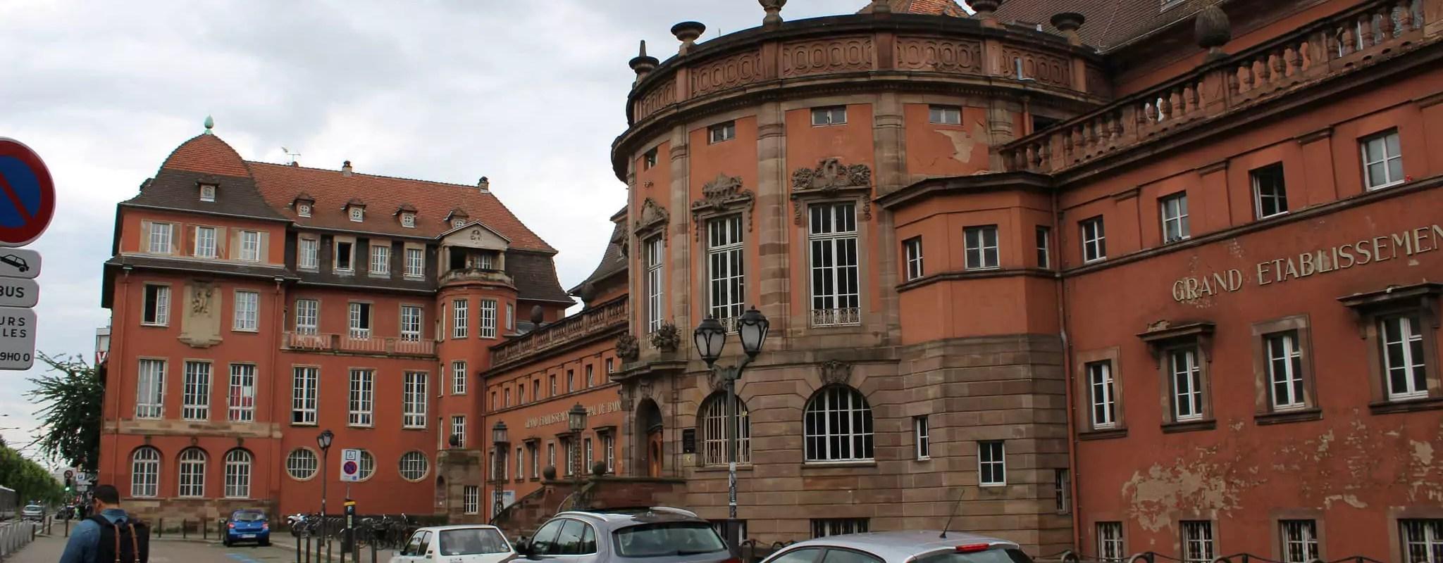 Strasbourg va confier la rénovation et la gestion des Bains municipaux à un groupement d'entreprises