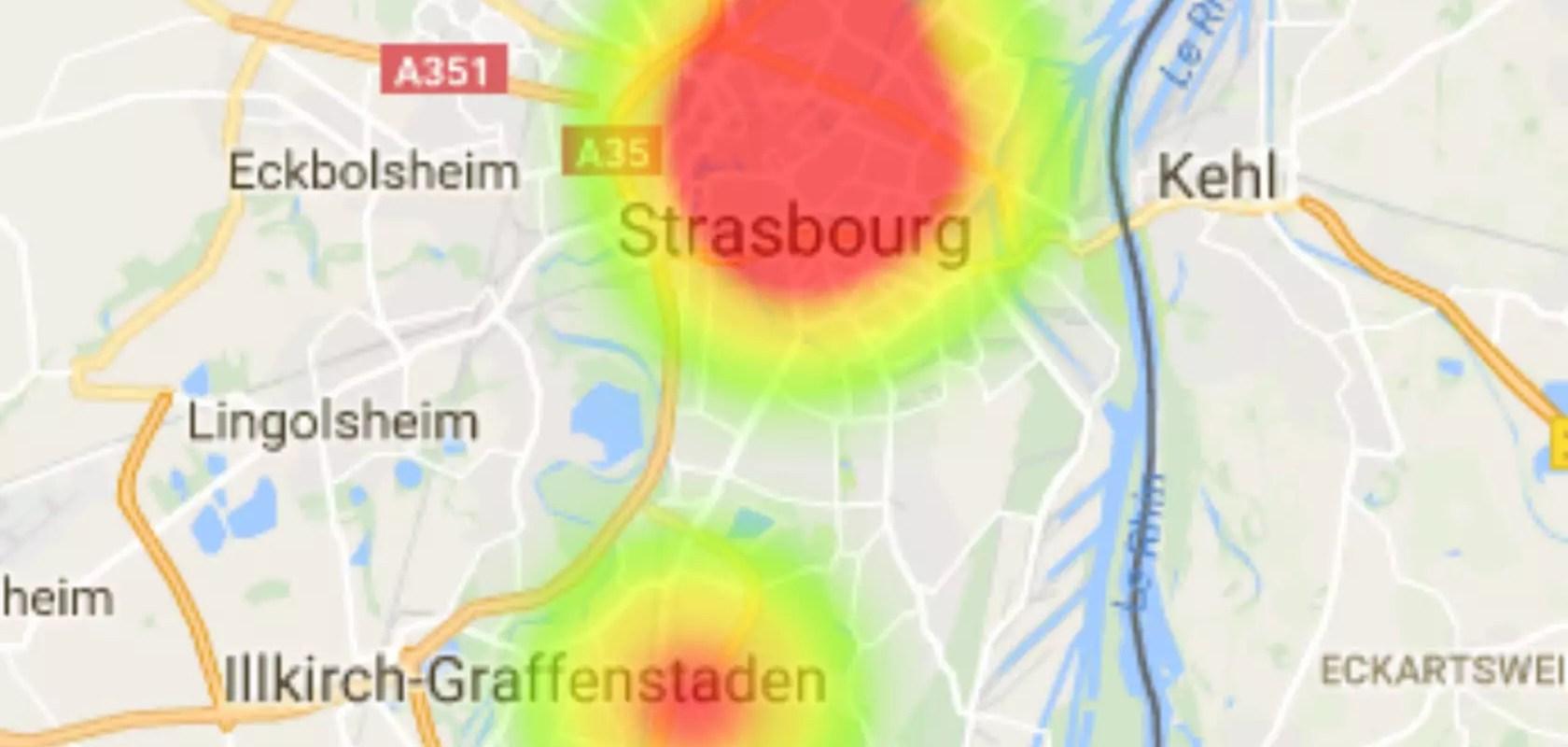 Strasbourg se dote d'un réseau expérimental pour l'Internet des objets