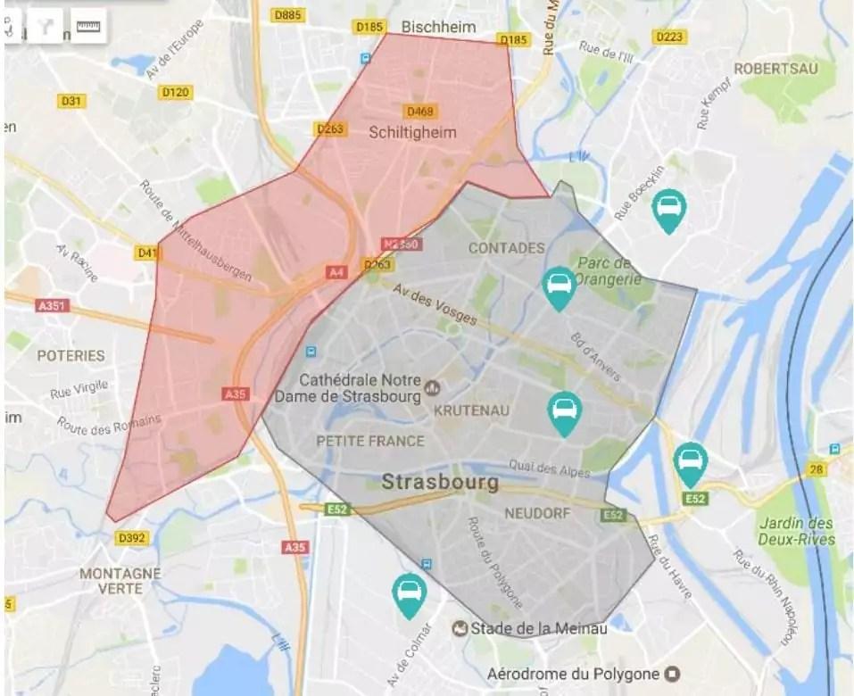Les Yea! de Citiz partent à la conquête de l'ouest de Strasbourg