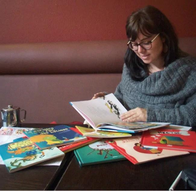 Anne Mahler a maintenant une dizaine d'albums à son actif, et prépare son premier livre en tant qu'auteure (Photo DL/Rue 89 Strasbourg/cc)