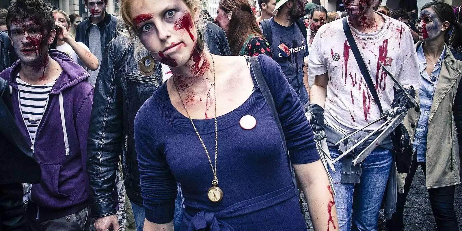 La Zombie Walk à nouveau annulée