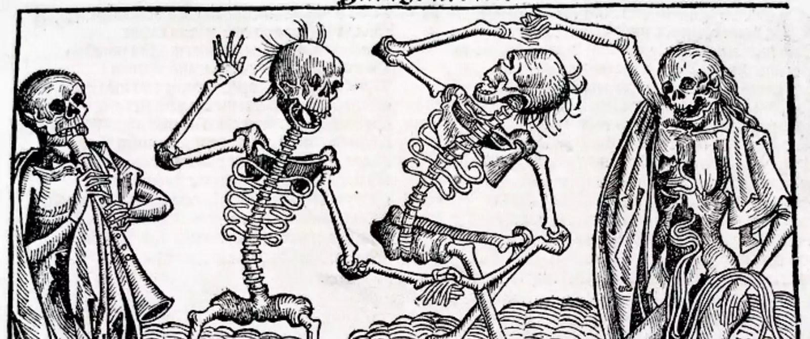 En 1518, des Strasbourgeois désespérés ont dansé jusqu'à en mourir