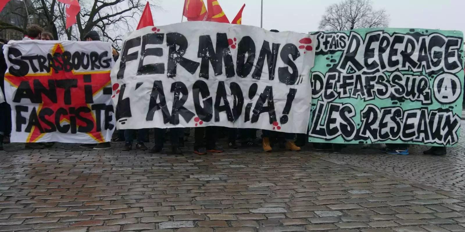 Trois voies légales pour fermer le Bastion Social de Strasbourg
