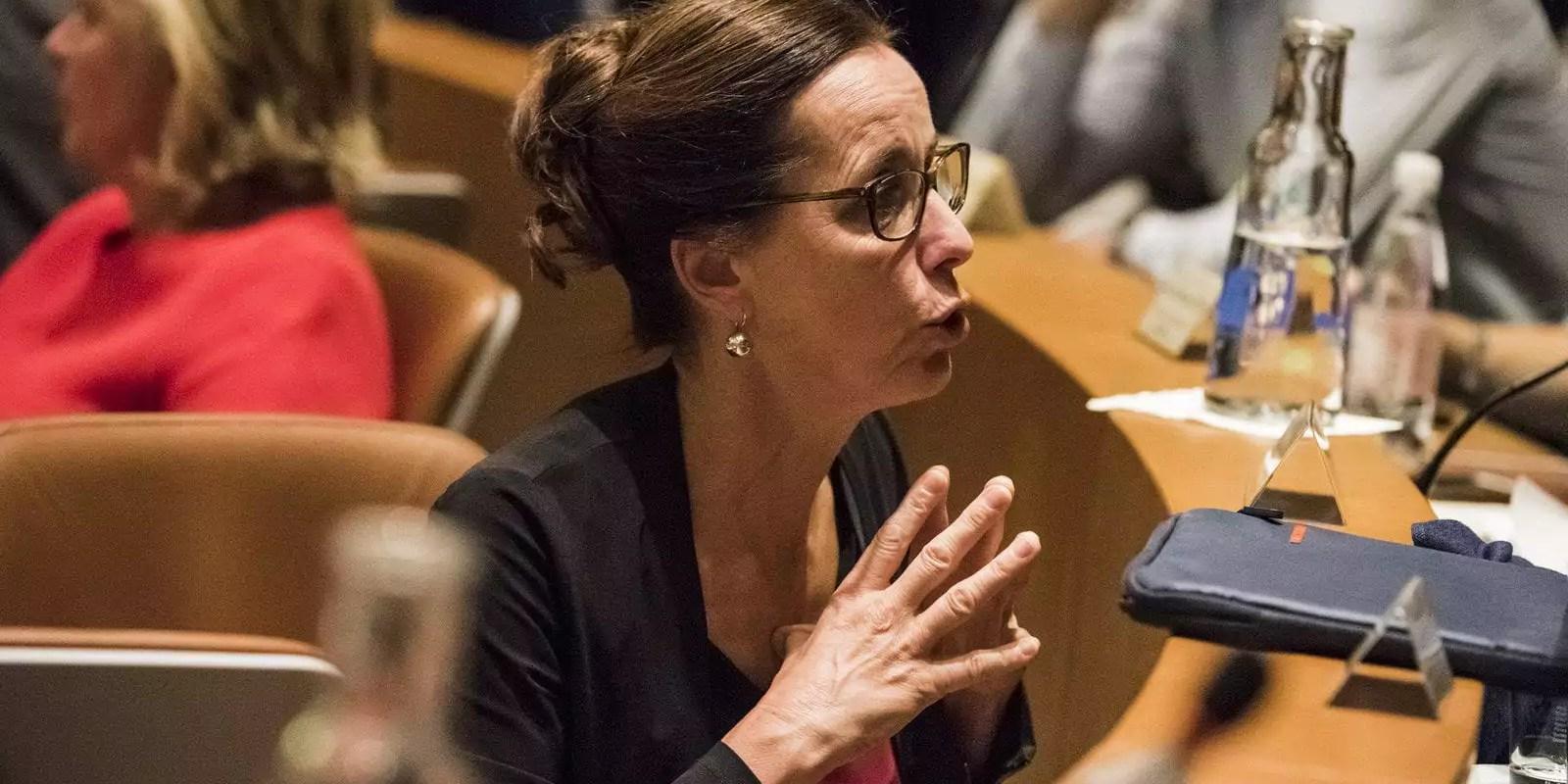 Fabienne Keller et Antoine Herth quittent «Les Républicains» pour de bon