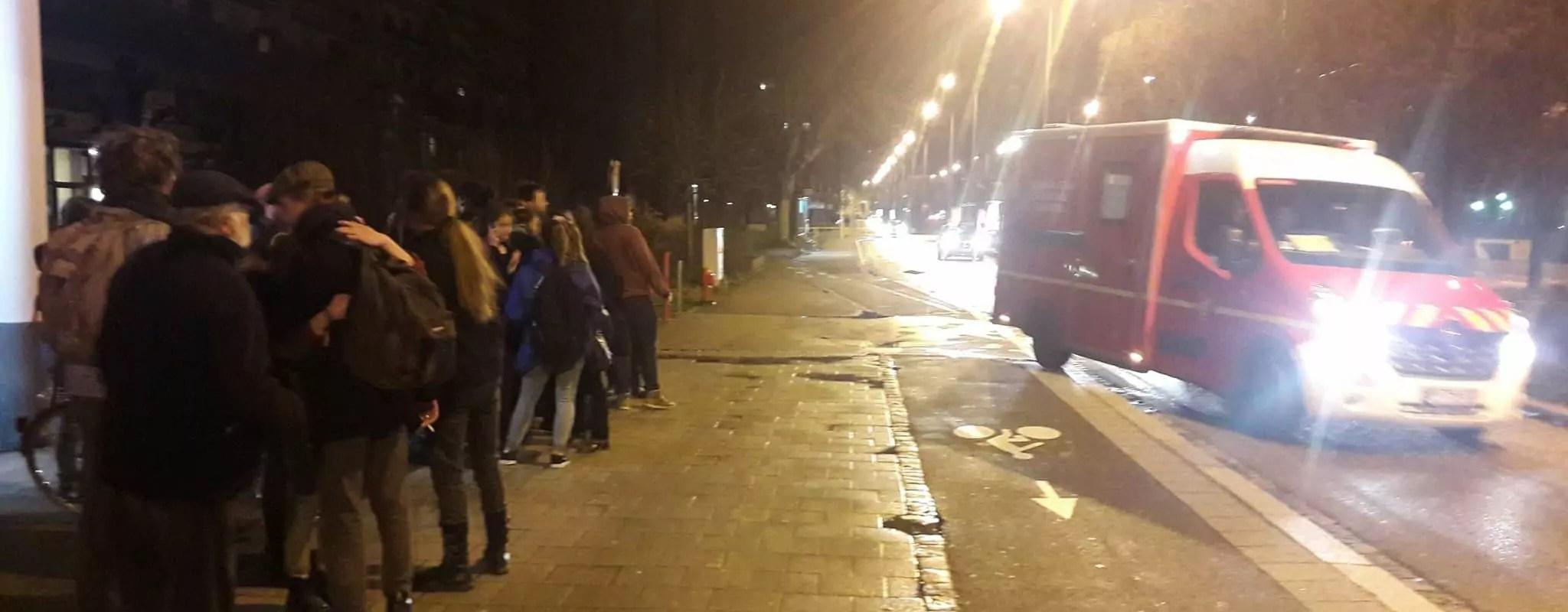 Quatre étudiants frappés pour avoir arraché des affiches du Bastion Social